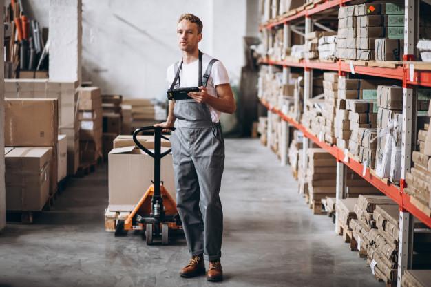 AdventSys Warehouse Management System